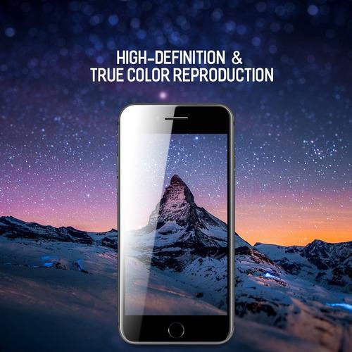 película iphone se 2 (2020)  kingshield (1x unid tela)