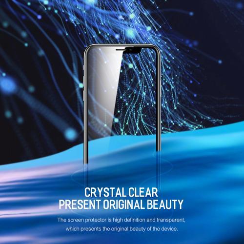 película iphone xr king shield hydrogel cobertura total
