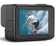 película lente tela lcd gopro hero 5 6 black + frete r$8,00
