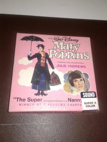 pelicula mary poppins super 8mm walt disney