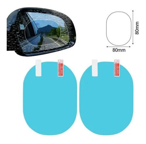 película membrana ante chuva para retrovisor carro é moto