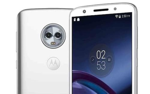 39eab9a76 Película Motorola Moto G6   G6 Plus Para Lente Câmera - R  18