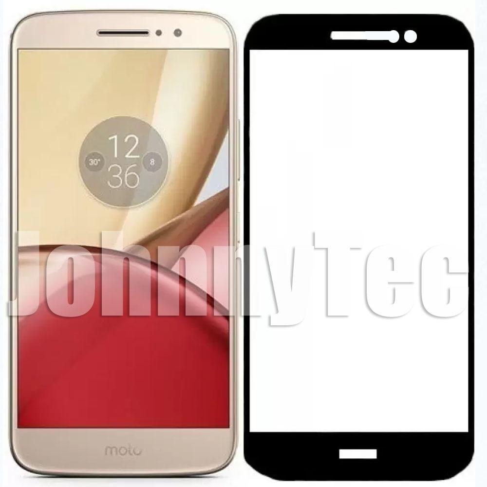 Película Motorola Moto M (xt1663) Xt1662) Vidro Temperado 5d