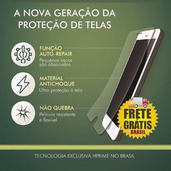 d92335baf Pelicula Nanoshield Hprime Moto G5 Plus Promoção Em Sp - R  40