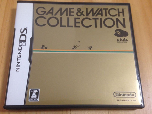 pelicula nintendo sd 2d 3d game and watch coleccion