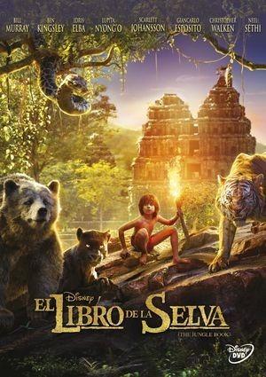 película original dvd el libro de la selva