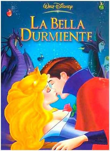 película original dvd la bella durmiente