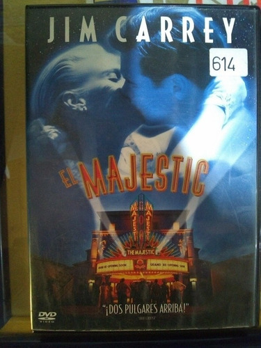 pelicula original en dvd el majestic