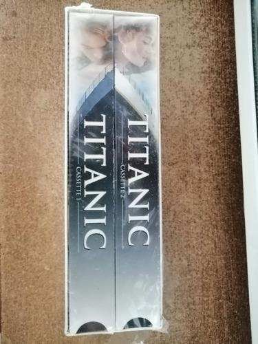 película original en formato beta titanic (2 partes)
