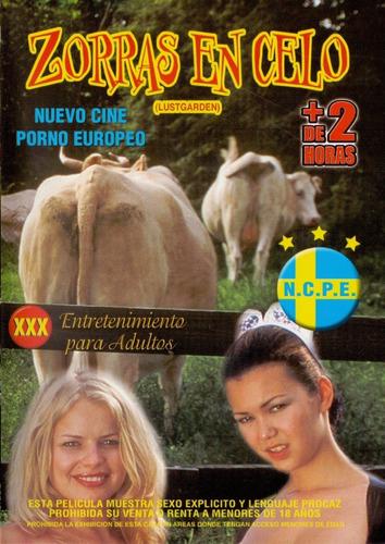 pelicula original porno xxx zorras en celo dvd