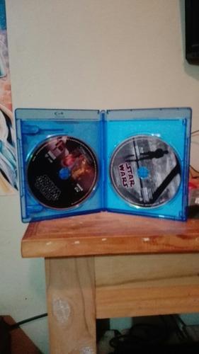 película original star wars the last jedi blu-ray