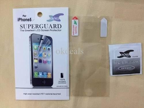 pelicula para iphone 5 - anti reflexo - protetor de tela