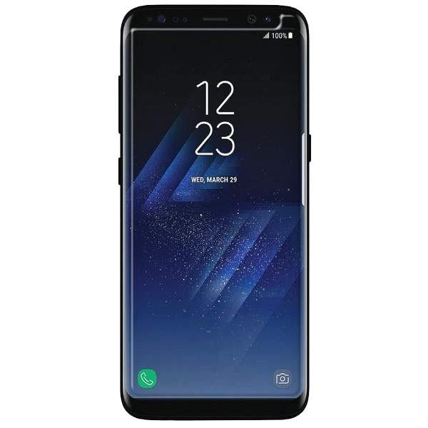61c79f88f Película Plana Vidro Temperado Para Samsung Galaxy S8 G950 - R  7
