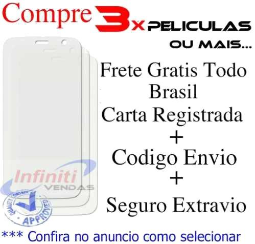 pelicula premium nokia asha 501 n501 fosca ou transparent