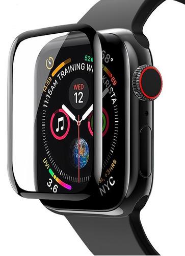 película premium para apple watch flexível tpu 20d curva