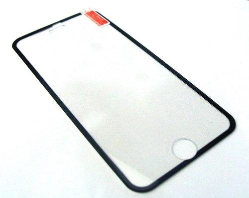 106fba6a4 Película Proteção Vidro iPhone 6/6s Com Aro Similar Preto - R$ 14,49 ...