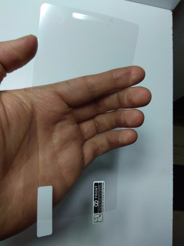 pelicula protector tp link neffos c5 max  de pantalla