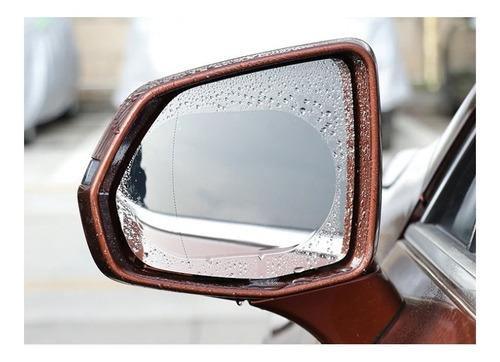 película protectora espejo retrovisor de coche lluvia vista clara siempre contra agua