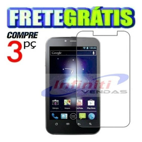 Película Protetor Premium Cce Sm70 Dual Fosca Ou Transp Fret