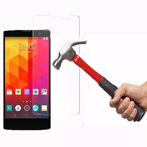película protetora de vidro smartphone lg prime plus magna