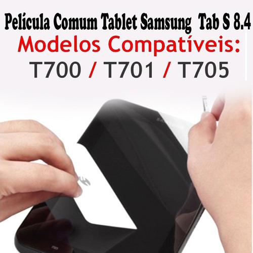 película protetora tablet samsung galaxy tab s 8.4 t700 t705