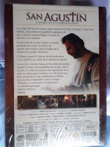 película  san agustin, original
