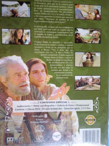 película  san pedro, persecucion de cristinos. original