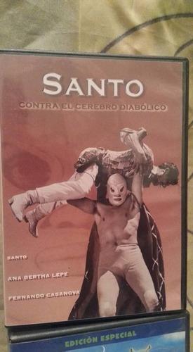 película santo contra el cerebro diabólico cine mexicano