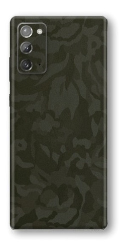 película skin galaxy note 20 (6.7) kingshield 3d camo green