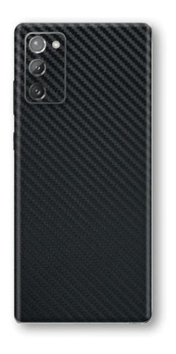 película skin galaxy note 20 6.7 kingshield 3d fibra carbono