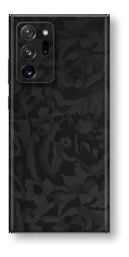 película skin galaxy note 20 ultra kingshield 3d camo black