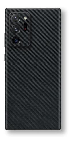 película skin galaxy note 20 ultra kingshield fibra carbono