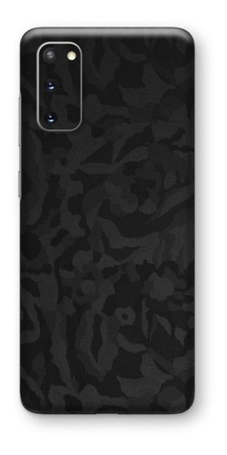 película skin galaxy s20 (6.7) kingshield 3d camo black