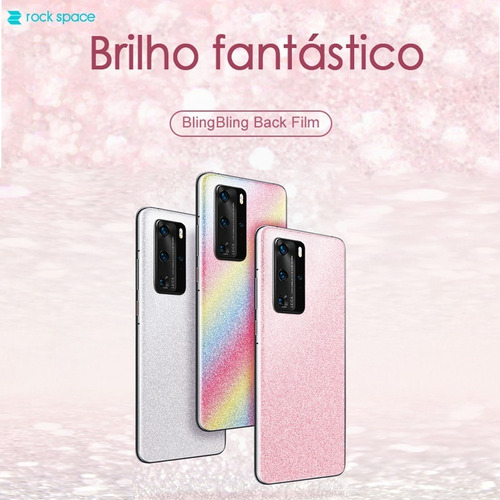 película skin galaxy s20 plus 6.7 kingshield 3d bling bling