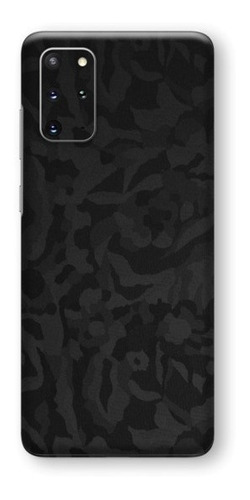 película skin galaxy s20 plus 6.7 kingshield 3d camo black