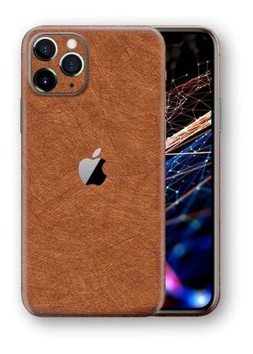 película skin iphone 11 (6.1) kingshield 3d madeira
