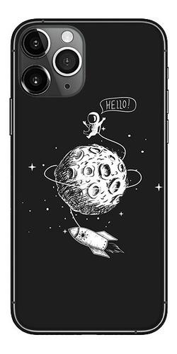 película skin iphone 11 pro (5.8) kingshield universe