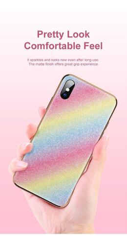 película skin iphone 11 pro max kingshield 3d bling bling