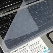 pelicula skin protector para teclado de laptop 32x14,5cms