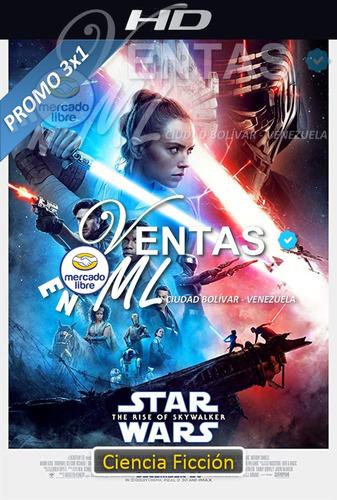 película star wars ascenso skywalker 2019 | digital hd
