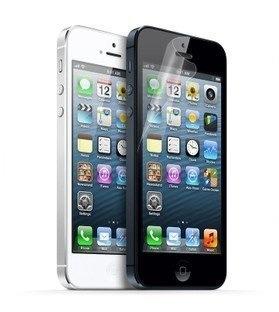 película tela transparente para apple iphone 5 5g 5s 5c