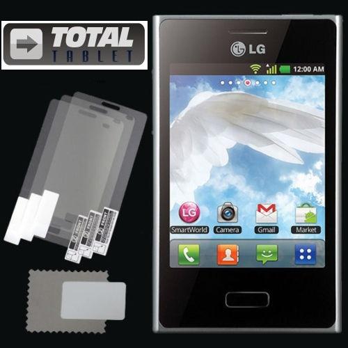 pelicula top premium lg e400 l3 top! anti- risco! a melhor!