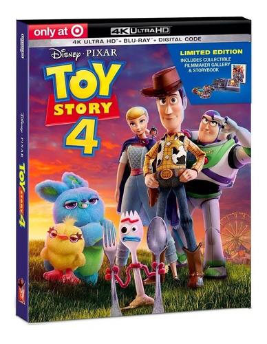 pelicula toy story 4k uhd - entrega inmediata