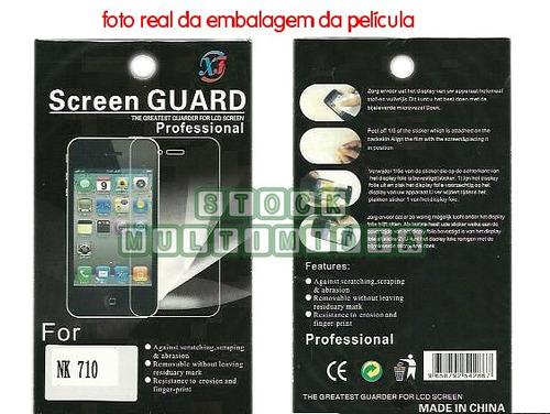 película transparente nokia lumia 710