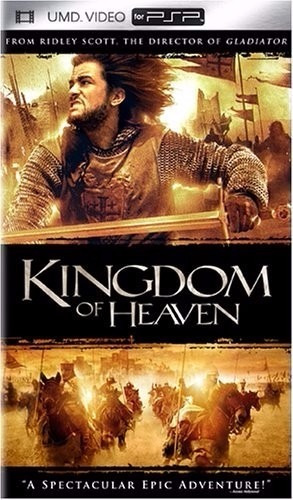 pelicula umd psp  kingdom of heaven