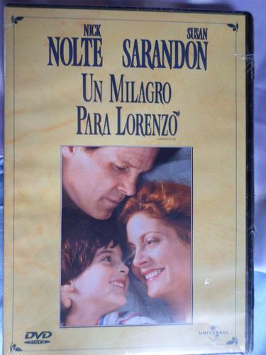 película un milagro para lorenzo, original