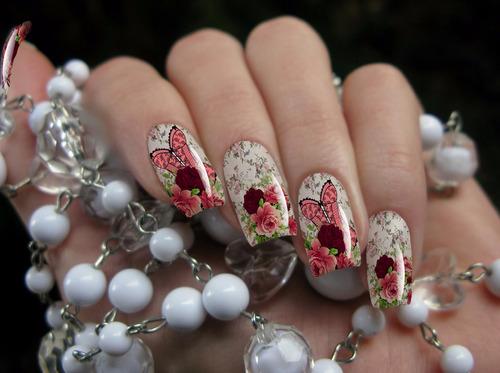 película unha adesivos pedrarias joias pingentes  - glamour