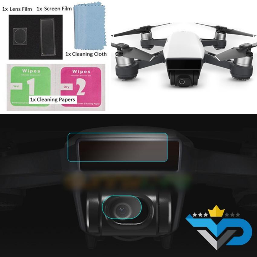 Pelicula Uv Fibra De Vidro Dji Spark Lente Camera Sensor - R  19,90 ... 6de7d10912