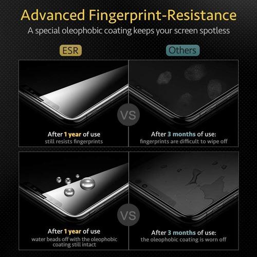 película vidro 3d iphone 11 / x / xs 5.8 (2x unid) tela toda