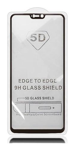 película vidro 5d oneplus 6 tela 6.28 full glue frete r$15